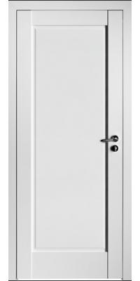 Межкомнатная дверь 100U белый ПГ