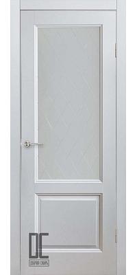 Межкомнатная дверь ЛИРА ПО - Жемчуг