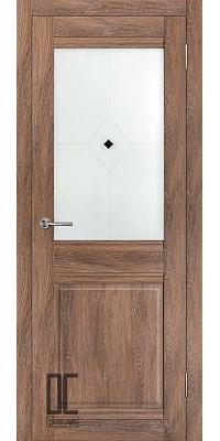 Межкомнатная дверь ОМЕГА ПО - Дуб колорадо