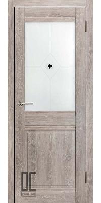 Межкомнатная дверь ОМЕГА ПО - Дуб скандинавский