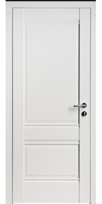 Межкомнатная дверь U1 белый ПГ