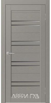 Межкомнатная дверь L-4 ПО - Grey Soft