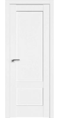 Межкомнатная дверь 105U белый ПГ