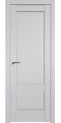 Межкомнатная дверь 105U светло-серый ПГ