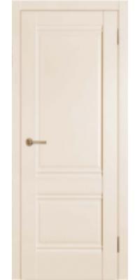 Межкомнатная дверь 1U бежевый ПГ
