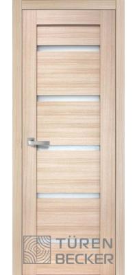 Межкомнатная дверь Ирма Беленый дуб 801 - Turen Becker (Тюрен Беккер)