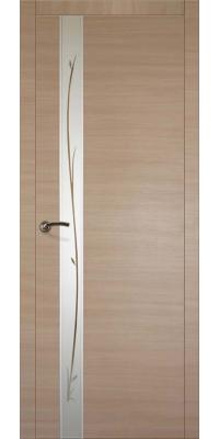 Межкомнатная дверь Соммер Дуб неаполь 705 У - Turen Becker (Тюрен Беккер)