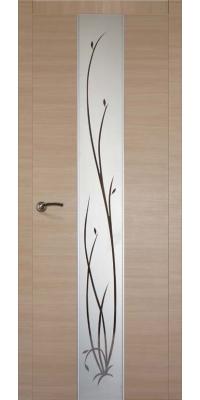 Межкомнатная дверь Соммер Дуб неаполь 705 Ш - Turen Becker (Тюрен Беккер)