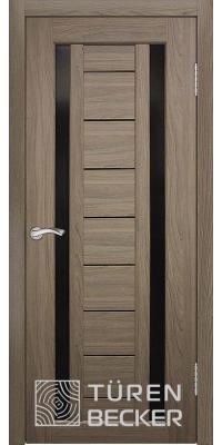 Межкомнатная дверь Берта ПО Дуб винтаж - Turen Becker (Тюрен Беккер)