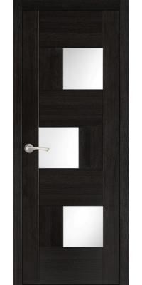 Межкомнатная дверь Астрид Венге 302 - Turen Becker (Тюрен Беккер)